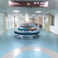 成都医院专用PVC塑胶地板厂家专业施工维护