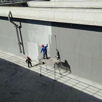 煤化工污水处理厂厌氧池沉淀池VRA-LM防腐涂料工业生活污水池防腐