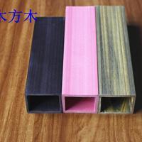 朔州木塑厂家直销量大优惠 格栅吊顶 生态木方通