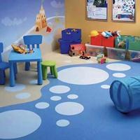 幼儿园pvc地板成都厂家专业设计施工维护