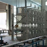 热销江苏管材存放架现场安装管材上架图片