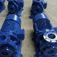 低转速管道泵A河北中泉泵业空调循环泵低噪音
