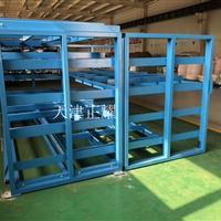 板材货架 放板材的货架 板材存放架 抽屉式货架