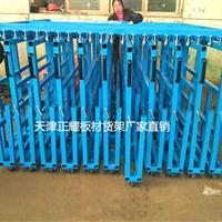 自主研发品牌立式钢板货架 板材存放架 铁板抽屉式货架