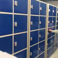 保密电子寄存柜 电子存包柜 自动存包柜 IC卡更衣柜