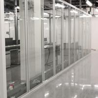 深圳铝合金玻璃高隔间厂家