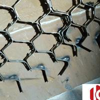 龟甲网防磨胶泥施工要求 排粉机机壳及风管用防磨胶泥