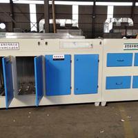 直销光氧活性碳吸附箱 塑料厂废气治理设备治理方案