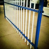 广西铁艺围墙围栏丨南宁铁艺庭院栏杆铁栅栏护栏厂家