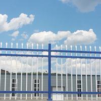 铁艺护栏广西围栏栏杆丨南宁锌钢护栏绿化栏杆厂家