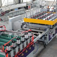 PP新型塑料建筑模板机械设备