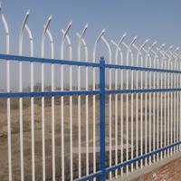 小区护栏网 小区围栏网厂花园小区围墙栅栏生产定制锌钢护栏