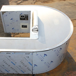 会所专用电磁铁板烧设备销售