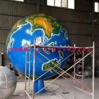 不锈钢地球仪 仿真304不锈钢管做的地球仪