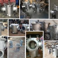 吸入粗水滤器船用海水滤器CB/T497-94