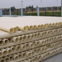高质量低价格双扣聚氯乙烯增强管