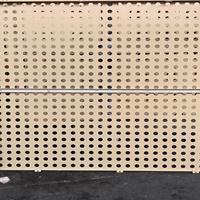 现代化建筑装饰商业广场连锁酒店写字楼外墙镂空雕刻铝单板定制