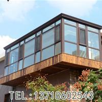 北京阳光房, 隔音窗安装  封阳台,阳光房 封院子顶案例