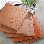 山东红缸砖厂家直销  吸水瓷砖 防潮砖