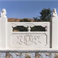 石栏杆加工制作-石材栏杆雕刻厂家-曲阳县石隆石雕工艺厂