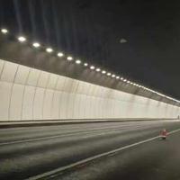 钢石板 钢钙板隧道