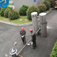 南京兰江不锈钢浮筒搅拌机  玻璃钢浮筒搅拌机