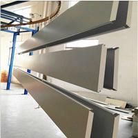 直角铝条扣加油站S200防风扣铝制天花工程装饰集成吊顶材料生产