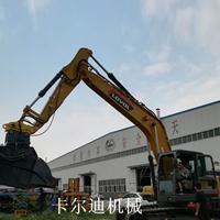 挖掘机碎石斗 破碎斗 卡尔迪机械生产制造