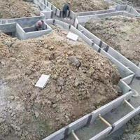 空心水泥条板砖胎膜,预制水泥板砖胎膜,水泥板砖胎膜