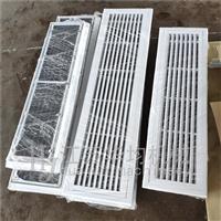 PVC中央空调出风口设备 风管机百叶窗风窗生产线机器