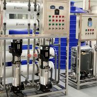 2T/HEDI超纯水设备 去离子水设备 电子化工行业专用高纯水设备