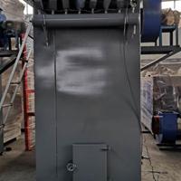 宝聚定制 脉冲袋式除尘器单机布袋除尘器 沥青厂粉尘处理设备