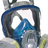MSA梅思安过滤型防毒面具3200全面罩