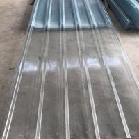 阳光房用透明采光板平板玻璃钢瓦楞板河北阳光瓦厂家电话