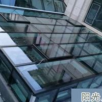 在当下如何挑选阳光房,封天井,露台阳光房采用顶天窗