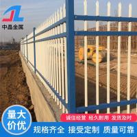 高港锌钢静电喷涂金属楼梯扶手生产厂家