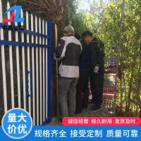 中晶绍兴锌钢喷塑阳台护栏隔离网百叶窗生产厂家