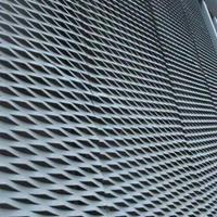 吸音墙铝板网