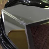 不锈钢Z型收边条 门框包边条 异型玫瑰金线条