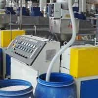 PVC包覆玻璃纤维拉丝设备生产线,