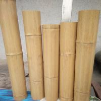 20米不锈钢仿真竹木纹方通一支起订防盐雾测试