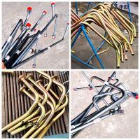 定制钢管总成 液压管件折弯加工 农机机械油路配件加工