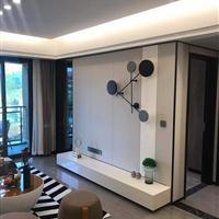 免漆板板材木饰面板仿科定kd板白橡木实木贴皮木饰面板背景墙