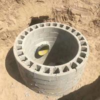 圆形砌井砖 圆形砌井砖