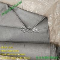 擦玻璃清洁布 不锈钢拉丝金属布,耐高温机织布,耐高温机织带