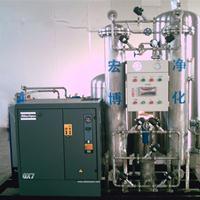 医药行业不锈钢制氮机 苏州宏博14年制氮机厂家