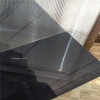 烟灰色耐力板-广东耐力板厂家-风韧PC板厂家