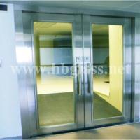 济南市  甲级乙级闭门器防火玻璃门  定制批发安装施工