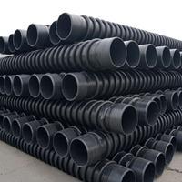 湖南厂家供应排污管 HDPE管 克拉管