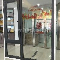 济南市  钢铝复合非隔热型防火窗  定制批发安装施工